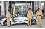 Полиция Дубая на BMW i8