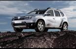 Renault Duster – «поднимающая пыль» новинка от Рено