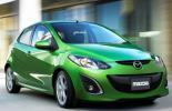 """Зелёный цвет - намёк на """"экологичность"""" Mazda"""