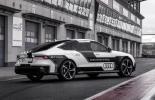 Электромобиль Ауди с Piloted Driving Concept