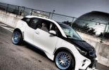 Электромобиль BMW i3
