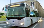 Электроавтобус BYD преодолел 310 км
