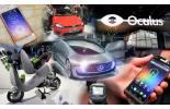 Электромобили CES 2015