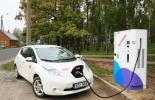 Электромобили в Эстонии