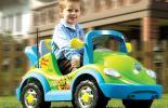 Электромобиль для детей