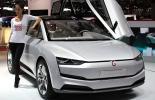Clipper – электромобиль от  Volkswagen и Italdesign
