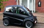 экономичный электромобиль T.27