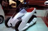 электромобиль будущего Honda 3R-C