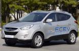 Электромобиль ix35 FCEV