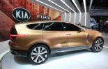 Гибрид Kia Cross GT Concept SUV