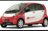 Электромобиль I-Miev придет в Казахстан в следующем году