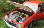 Так выглядит переделанный в электромобиль Opel