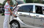Электромобиль в Москве