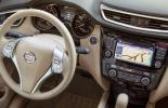 Электромобиль Nissan интернет-радио iTunes Radio