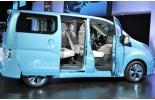 Электро минивэн Nissan e-NV200