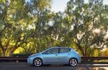 Электромобиль Nissan Leaf 2012 скоро в продаже