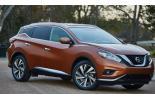 Система торможения для Nissan Murano