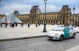 Прокат электромобилей в Париже начал работу
