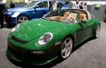 Электромобиль Ruf Greenster Porsche 911