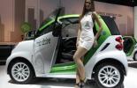 Выставка электромобилей в Балонье