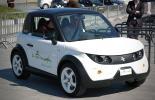 гибридный электромобиль Tazzari ZERO