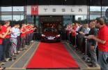 Электромобиль Tesla Model S установила рекорд продаж