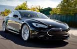 Электромобиль Tesla Model S безопасный