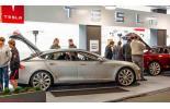 Электромобиль Tesla Motors