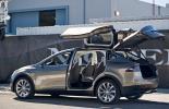 Электромобиль Tesla Model X