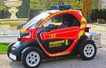 Электромобиль пожарный