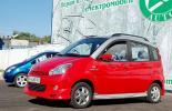 Электромобиль на Украине