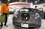 на дорогах США мало электромобилей