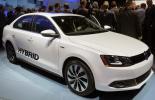 Гибрид Volkswagen Jetta Hybrid 2013