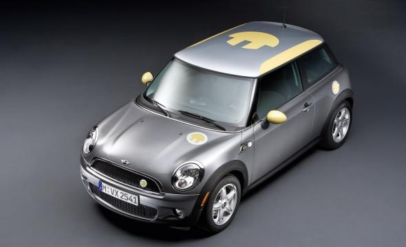 Электромобиль Mini E