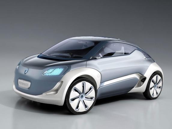 Электромобиль Renault Zoe Z.E.
