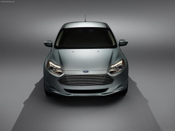 Электромобиль Ford Focus Electric