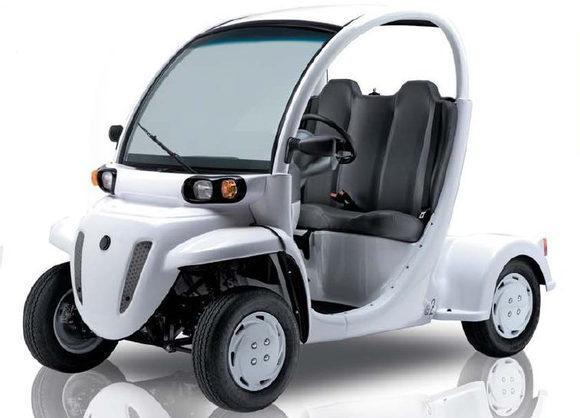 Электромобиль GEM e2