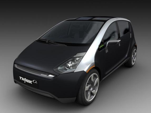Электромобиль Think City