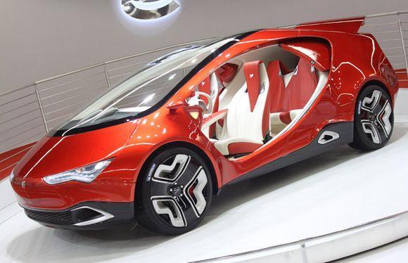 Блистательный автомобиль из России - Ё-Мобиль