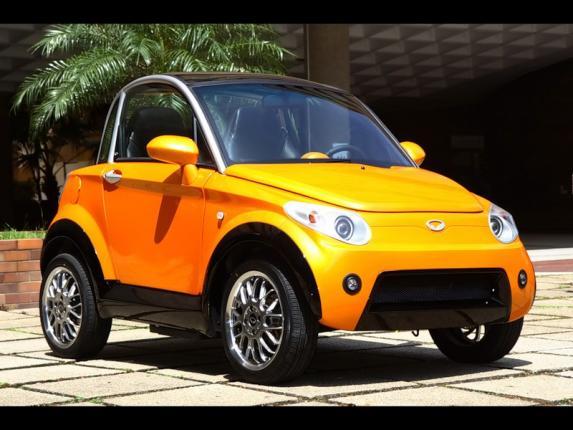 Мечта немца – электромобиль  комфортный и дешевый