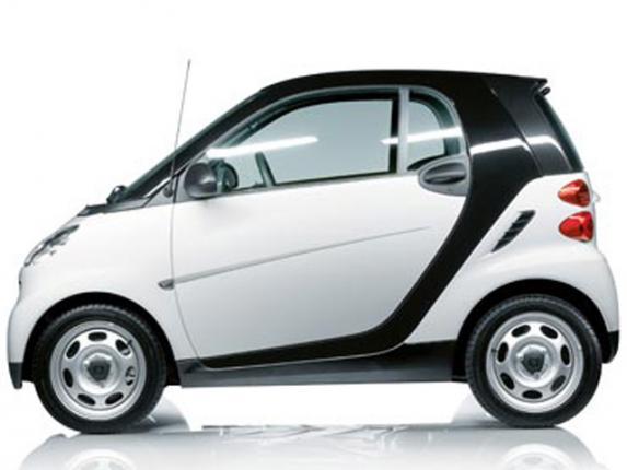 Электромобиль Smart fortwo: скоро в продаже
