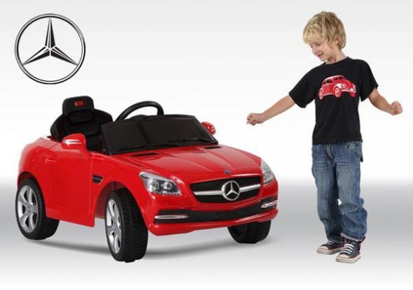 электромобиль для вашего ребёнка