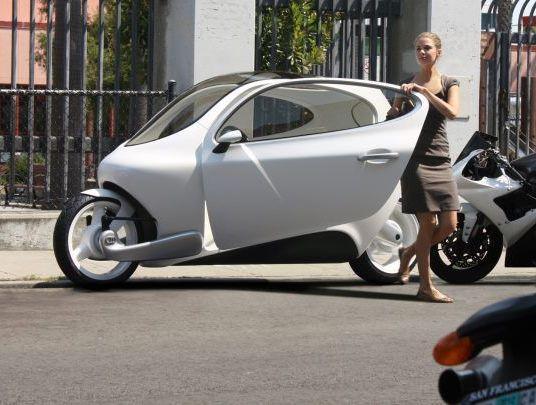 Электромотоцикл Lit Motorsport C-1