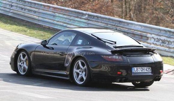 Электромобиль Porsche 911