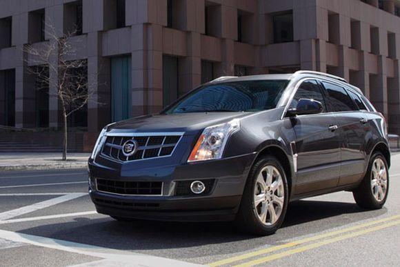 Гибрид Cadillac SRX
