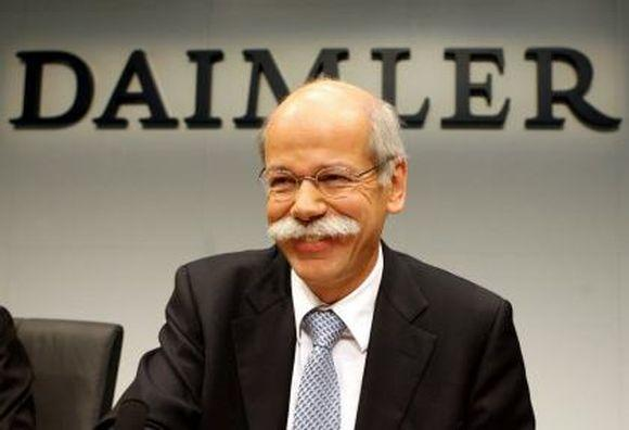 Daimler спорит с Меркель относительно будущего электрокаров