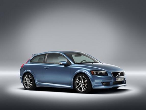 Электромобиль Volvo C30