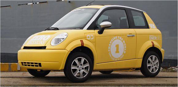 Сравнение электромобилей Think City, Smart Fortwo ED и iMiEV