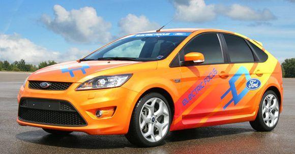 Электромобиль Седан Ford Focus CD