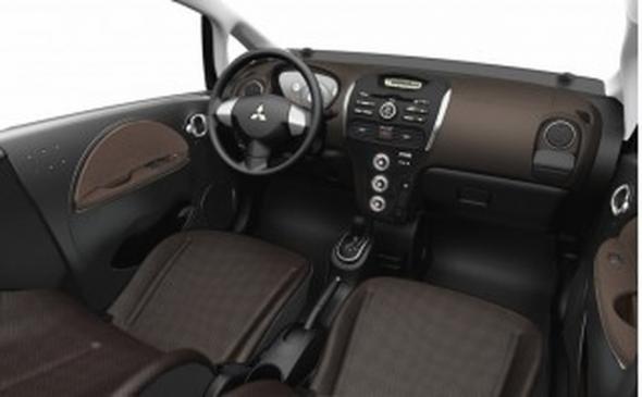 Электромобиль Mitsubishi «i»